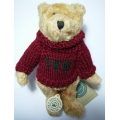 BOYDS PLUSH COLLECTION   TED THE GOLD BEAR 9156  TJ NEW FREE POSTAGE WITHIN AUSTRALIA