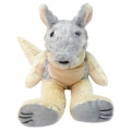 ATTICUS THE YELLOW FOOTED ROCK-WALLABY MINT WITH MINT TAG  SKANSEN BEANIE KID