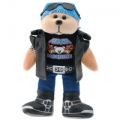 RYDER THE BIKER BEAR   PREMIER EXCLUSIVE  MWMT SKANSEN BEANIE KID