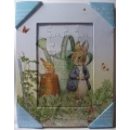 "BEATRIX POTTER  ""PETER RABBIT JIGSAW / PICTURE FRAME""  A24145  MINT IN WRAP"