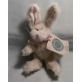 BOYDS PLUSH COLLECTION  VICTORIA THE RABBIT  5736 NEW   FREE POSTAGE WITHIN AUSTRALIA