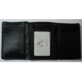 ARTEX TRIFOLD MEN'S LEATHER WALLET   MADE IN THAILAND 001186
