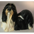 """BORDER FINE ART STUDIO   SHIH TZU STANDING ""  A4963  NEW & BOXED*"