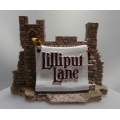 "LILLIPUT LANE ""GULLIVERS GATE "" 00665 MINT WITH BOX & DEEDS 1994-1997   FREE POSTAGE WITHIN AUSTRALIA *"