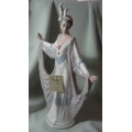"""NADAL PORCELAIN MADE IN SPAIN """"SOPHISTICATED LADY"""" N142647E MINT IN BOX"""