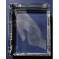 """STUART CRYSTAL  """"MEMENTO  MAKING THE MOMENT LAST"""" """"FATHER"""" 6638239  MINT IN BOX"""