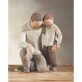 FATHER AND SON   26030   WILLOW - TREE  DEMDACO- MINT WITH BOX & TAG