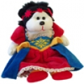 "SKANSEN BEANIE KID ""SNOW PRINCESS THE BEAR""  MWMT"