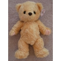 JOHN PLUSH BEAR  649155 MINT  CHERISHED TEDDIE PLUSH