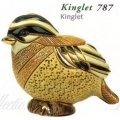 "RINCONADA ""KINGLET ANNIVERSARY COLLECTION""  787  MIB"
