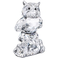 DISNEY 2008  FRIEND OWL   943953  MINT IN BOX  SWAROVSKI SILVER CRYSTAL