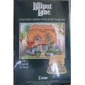 LILLIPUT LANE CROSS STITCH  A STITCH IN TIME LL5586  MINT