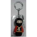 "NINJA WARRIORS    - SUGURU PROGRESIVE ONE"" KEY-CHAIN NGK010 MINT IN BOX"