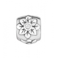 """PASTICHE FOR THE YOUNG """"PETITE  FLOWERS WITH CUBIC ZIRCONIA"""" XT088CZ IN SILVER MINT"""