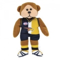 "SKANSEN BEANIE KID  ""WEST COAST EAGLES AFL  BEAR""  MINT WITH MINT TAG    MARCH  2012   RELEASE"