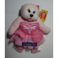 "SKANSEN CLASSIC BEANIE KID  ""ALINA THE PRIMA BALLERINA BEAR""  MINT WITH MINT TAG    SEPTEMBER- 2012   RELEASE"