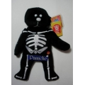 "SKANSEN CLASSIC BEANIE KID  ""BONES THE SKELETON BEAR""  MINT WITH MINT TAG    OCTOBER- 2012   RELEASE"