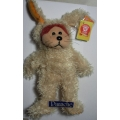 "SKANSEN CLASSIC BEANIE KID  ""WAGGS THE DOG BEAR""  MINT WITH MINT TAG    DECEMBER- 2012   RELEASE"