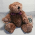 "BOYDS PLUSH COLLECTION  ""WILSON BEAR""   CODE 5705   HEIGHT: 20cm  NEW FREE POSTAGE WITHIN AUSTRALIA *"