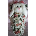 """BOYDS PLUSH COLLECTION  """"JULIP O'HAREA""""TJ  ( BEARS BEST DRESSED COLLECTION) 91664"""