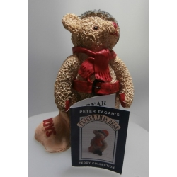 "COLOUR BOX  BEAR BY PETER FAGAN - ""FATHER CHRISTMAS BEAR ""  TC044  MINT IN BOX   FREE POSTAGE WITHIN AUSTRALIA *"