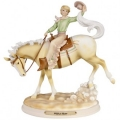 "ENESCO HORSE WHISPERS  ""WILD AT HEART""  4028508   GIFT BOXED  MINT IN BOX"