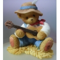 "CHERISHED TEDDIES ""JESSE - VERY VERY RARE BEAR"" INTERNATIONAL LIMITED EDITION 706655-I  MINT IN BOX"