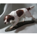 BORDER FINE ARTS ENGLISH SPRINGER SPANIEL-LIVER & WHITE A9996 MINT