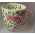 "QUEENS / CHURCHILL ""JULIE DODSWORTH MEADOW LARK LARGE CRUSH MUG"" CJDML00011 NOT BOXED"