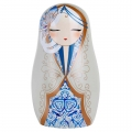 """BABUSHKA BY KIMMIDOLL MESSAGES OF LOVE & FRIENDSHIP    BK002 - 2015  MINT IN MINT BOX     *****"