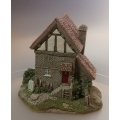 "LILLIPUT LANE ""TIRED TIMBERS""  00724  MINT AND  BOXED RETIRED"