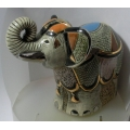 "RINCONADA WILD LIFE COLLECTION ""MID SIZE ELEPHANT COLLECTION""  1002  MIB"