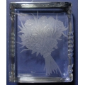 """STUART CRYSTAL  MEMENTO  MAKING THE MOMENT LAST """"MOTHER""""6638238  MINT IN BOX"""
