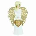 "YOU ARE AN ANGEL "" DREAM , LOVE & LAUGH - LIVE SIMPLY ""  AN013  NEW & MINT IN BOX"