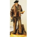 ROYAL DOULTON  FIELD MARSHAL MONTGOMERY  LIMITED EDITION  HN 3405